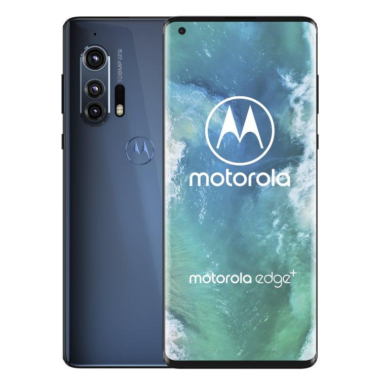 Motorola Edge Plus 5G, 12/256GB, Single SIM, Thunder Grey-CS distribuce