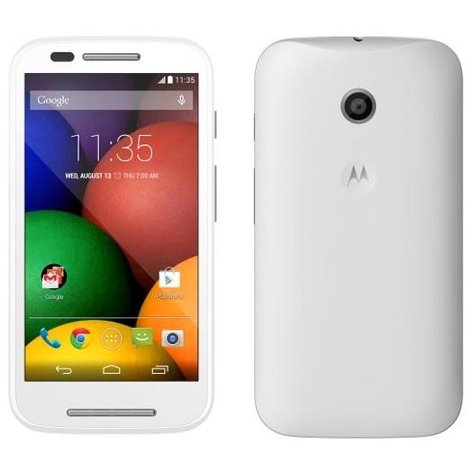 Motorola Moto E LTE 2014 2gen - XT1524, White