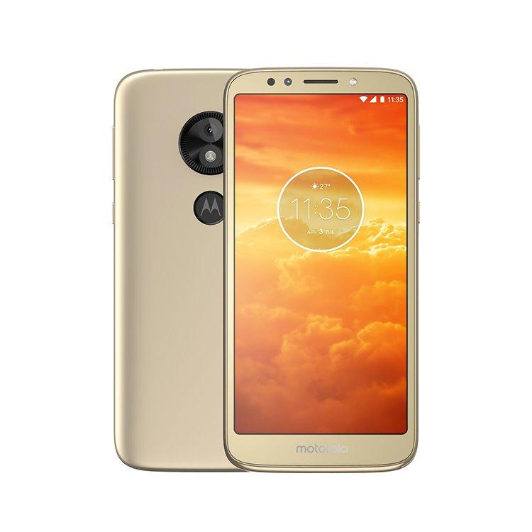 Motorola Moto E5 Play, Dual SIM, Gold-CZ distribuce