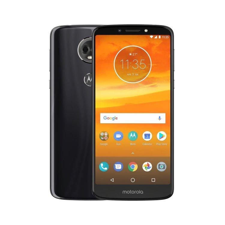 Motorola Moto E5 Plus, 5000mAh, Dual SIM, Grey-CZ distribuce