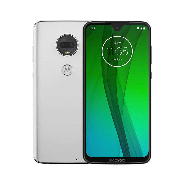 Motorola Moto G7, Dual SIM, Clear White-CS distribuce