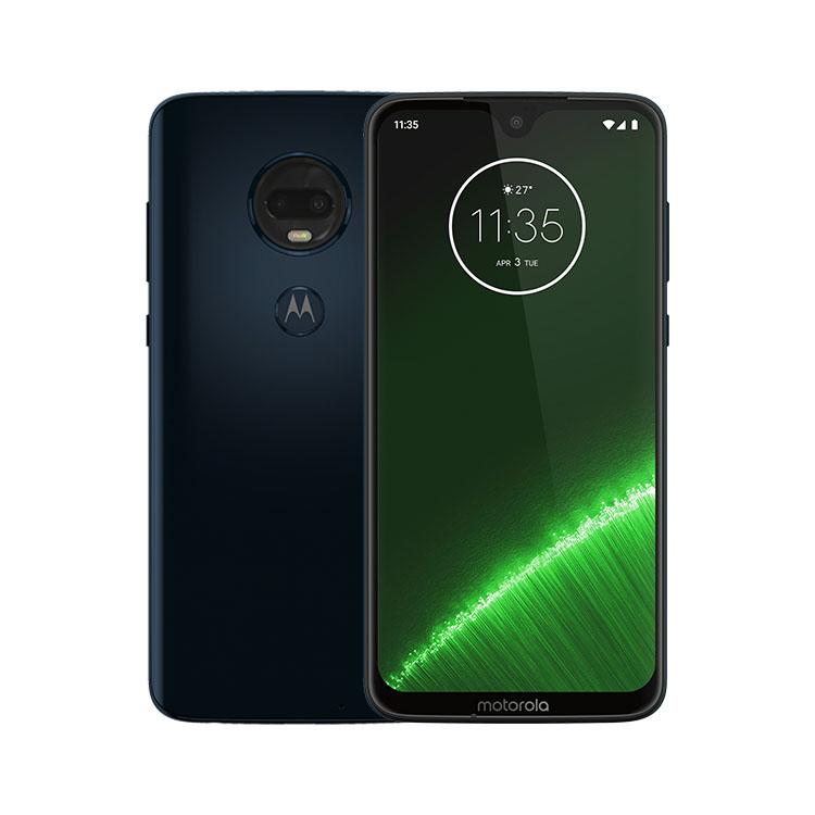 Motorola Moto G7 Plus, Dual SIM, Deep Indigo-CS distribuce