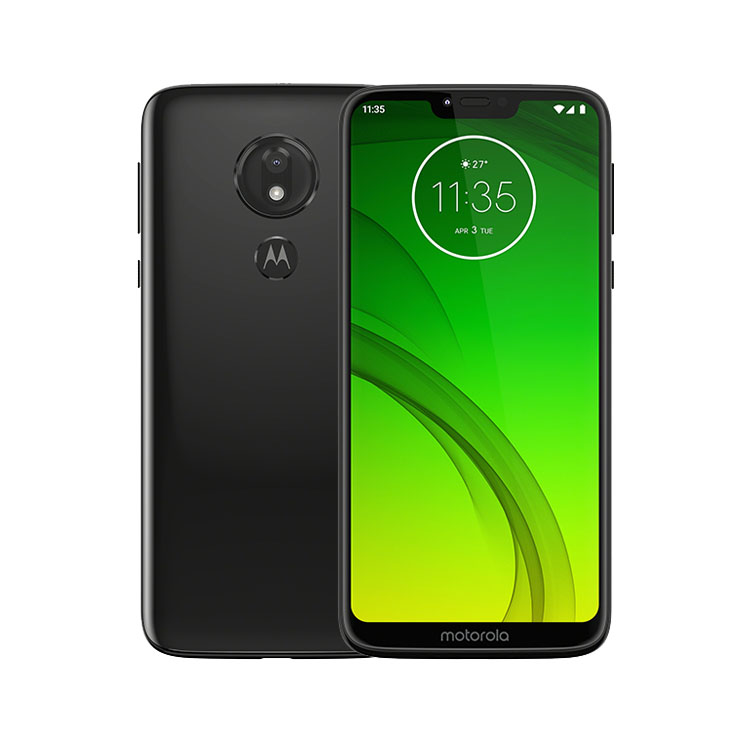 Motorola Moto G7 Power 5000 mAh, Dual SIM, Black-CZ distribuce