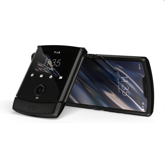 Motorola Razr, 6/128GB, ESIM, Noir Black-CS distribuce