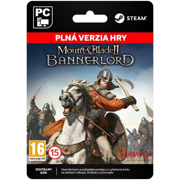 Mount & Blade 2: Bannerlord[Steam]