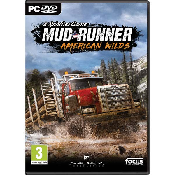 MudRunner: a Spintires Game (American Wilds Edition) PC