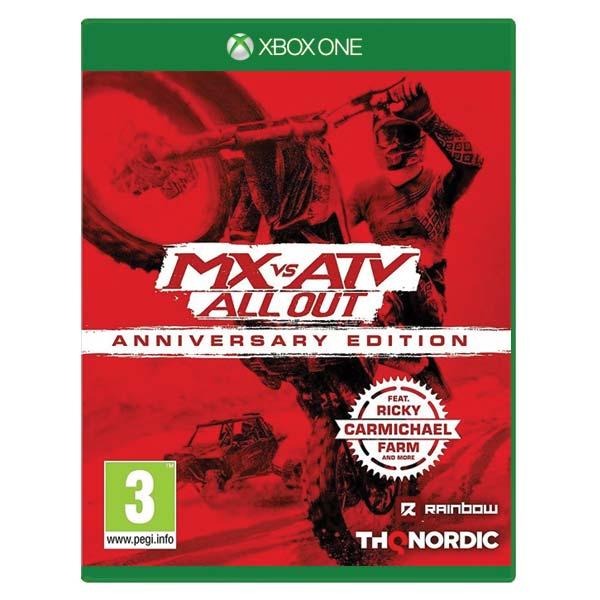 MX vs ATV: All Out (Anniversary Edition) XBOX ONE
