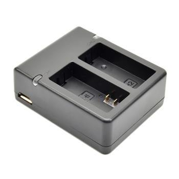 Nabíječka AHDBT302 na 2 ks baterií pro kamery GoPro Hero 3/3 +