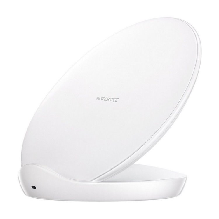 Nabíječka bezdrátová Samsung EP-N5100B Fast Charge pro Samsung Galaxy S9-G960F a S9 Plus-G965F, White