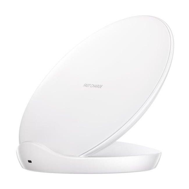 Nabíječka bezdrátová Samsung EP-N5100TW Fast Charge + síťová rychlonabíječka, White