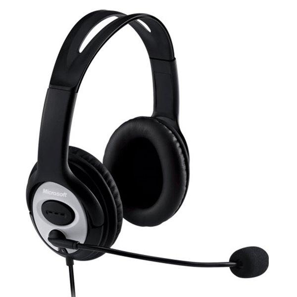 Náhlavní sluchátka Microsoft headset LifeChat LX-3000 USB