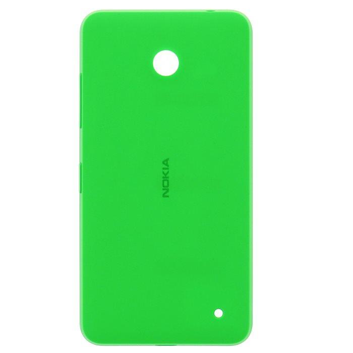Náhradní kryt Nokia CC-3079 pro Nokia Lumia 630 a 635, Green
