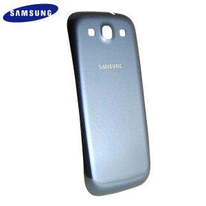 Náhradní kryt pro Samsung Galaxy S3 - i9300 a S3 Neo - i9301, Ceramic Blue
