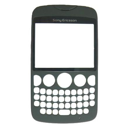 Náhradní přední kryt pro Sony Ericsson TXT CK13, Black