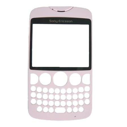 Náhradní přední kryt pro Sony Ericsson TXT CK13, Pink