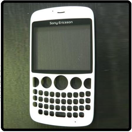 Náhradní přední kryt pro Sony Ericsson TXT CK13, White