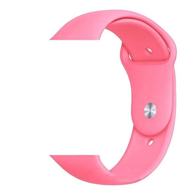 Náhradní řemínek pro Apple Watch 38/40mm, pink