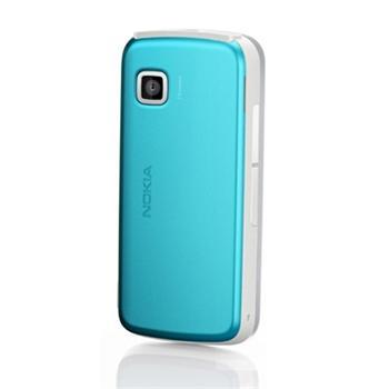 Náhradní zadní kryt pro mobil Nokia 5230 | Modrý + Stylus