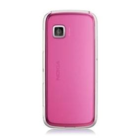 Náhradní zadní kryt pro mobil Nokia 5230 | Růžový + Stylus