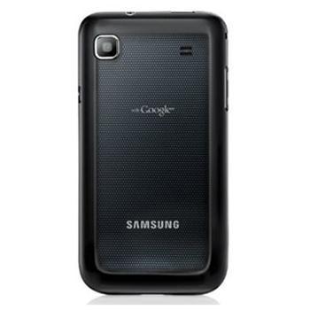 Náhradní zadní kryt pro Samsung Galaxy S - i9000, Black