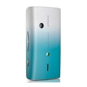 Náhradní zadní kryt pro Sony Ericsson Xperia X8, LightBlue
