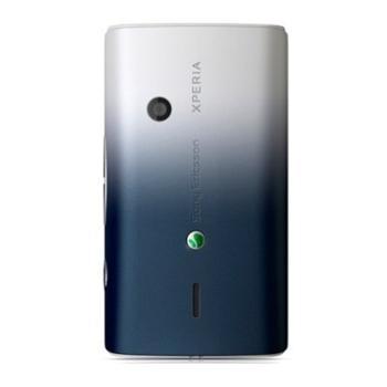 Náhradní zadní kryt pro Sony Ericsson Xperia X8, WhiteBlue