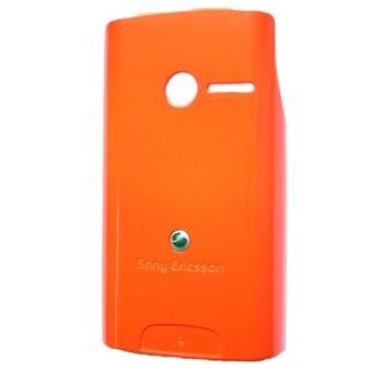 Náhradní zadní kryt pro Sony Ericsson Yendo W150, Orange