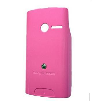 Náhradní zadní kryt pro Sony Ericsson Yendo W150, Pink