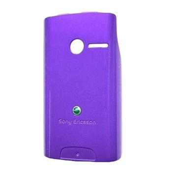 Náhradní zadní kryt pro Sony Ericsson Yendo W150, Purple