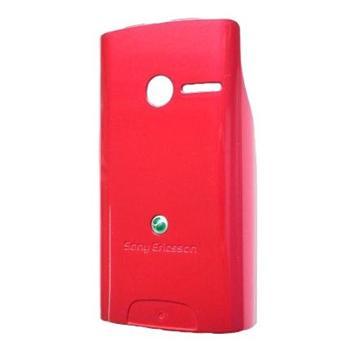 Náhradní zadní kryt pro Sony Ericsson Yendo W150, Red