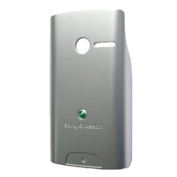 Náhradní zadní kryt pro Sony Ericsson Yendo W150, Silver