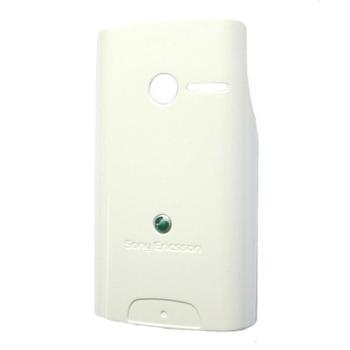 Náhradní zadní kryt pro Sony Ericsson Yendo W150, White