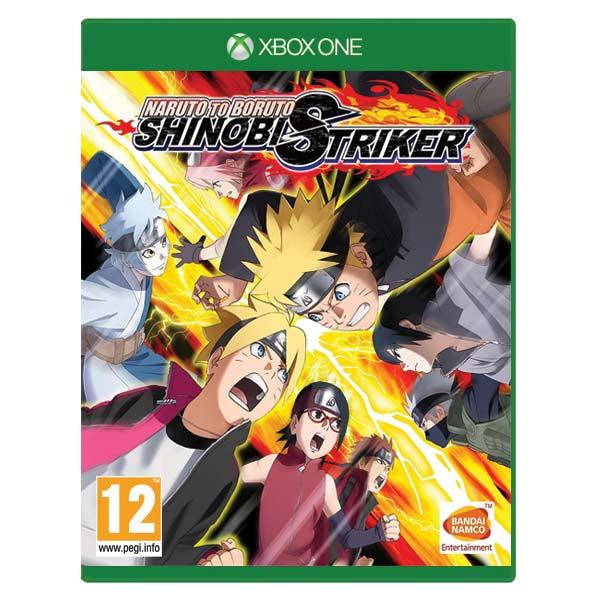 Naruto to Boruta: Shinobi Striker