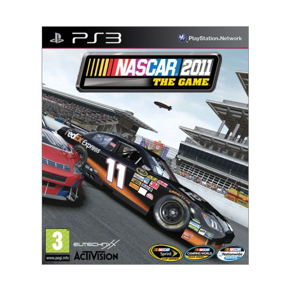 NASCAR 2011: The Game PS3