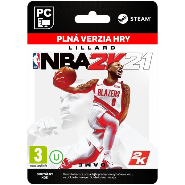 NBA 2K21[Steam]