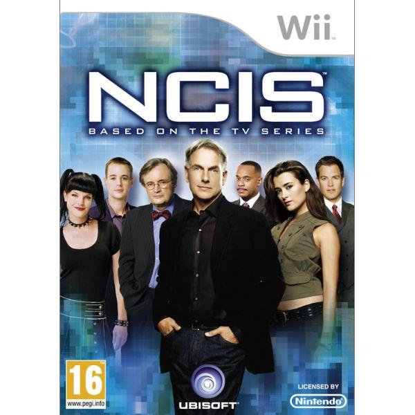 NCIS Wii