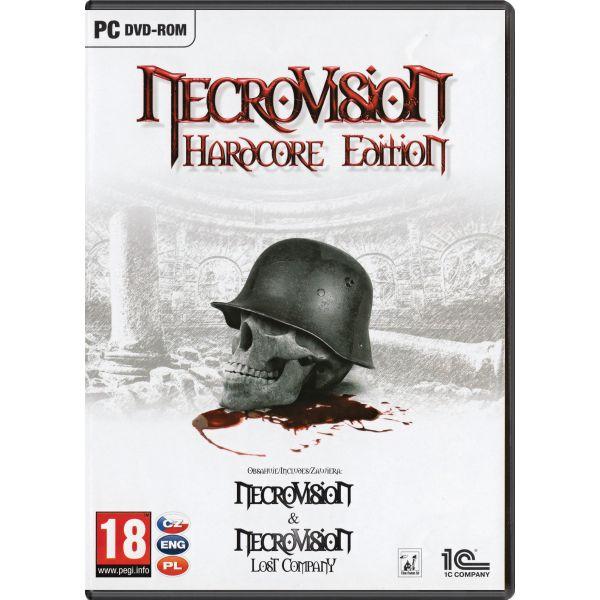NecroVisioN CZ (Hardcore Edition) PC