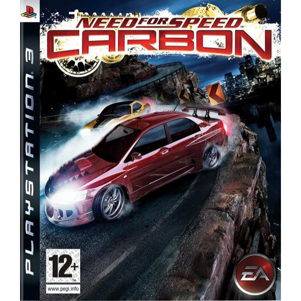 Need for Speed: Carbon-PS3-BAZAR (pou�it� zbo��)