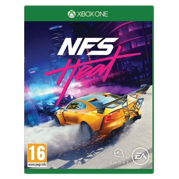 Need for Speed: Heat[XBOX ONE]-BAZAR (použité zboží)