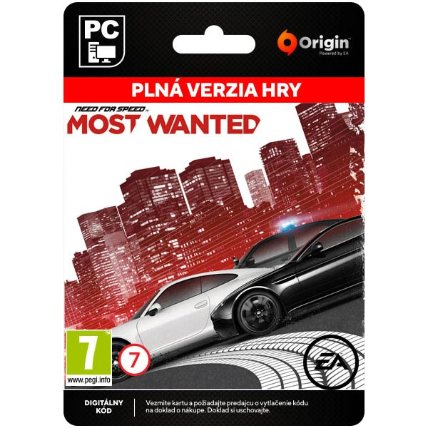 Need for Speed: Most Wanted[Origin]