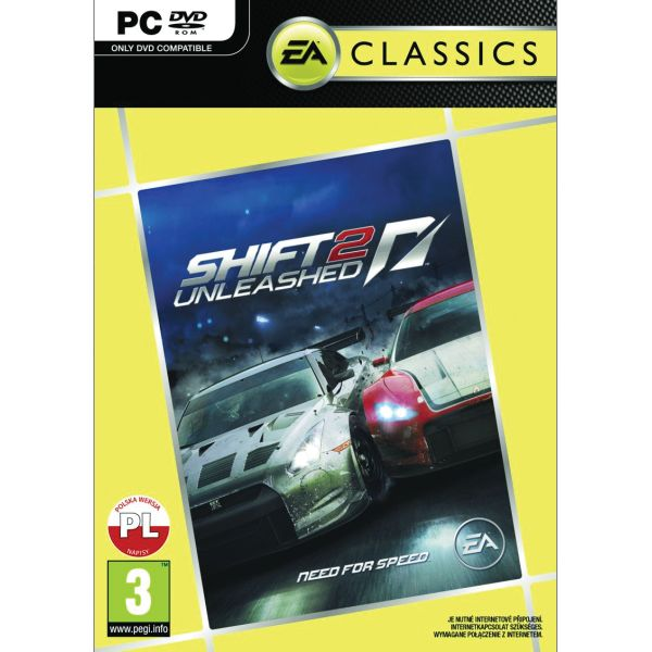 Need for Speed Shift 2: Unleashed PC