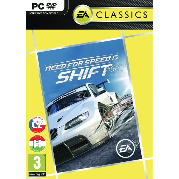 Need for Speed: SHIFT CZ PC