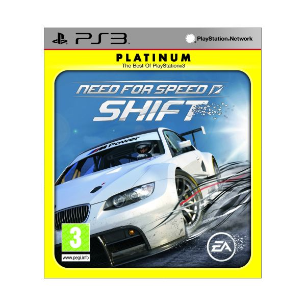 Need for Speed: SHIFT CZ PS3