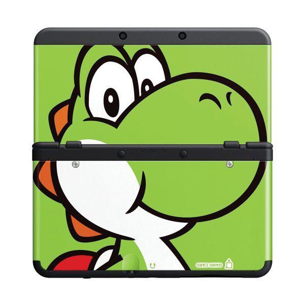 New Nintendo 3DS Cover Plates, Yoshi