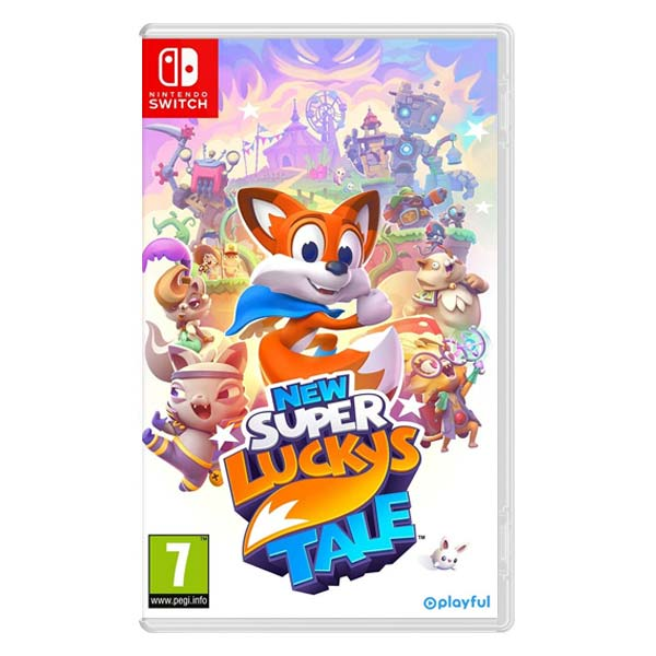 New Super Lucky 's Tale