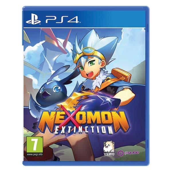 Nexomon: Extinction PS4