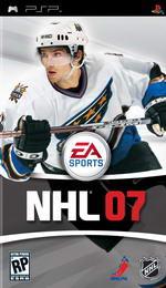 NHL 07 PSP