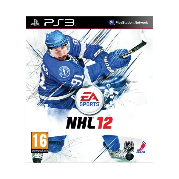 NHL 12 CZ PS3