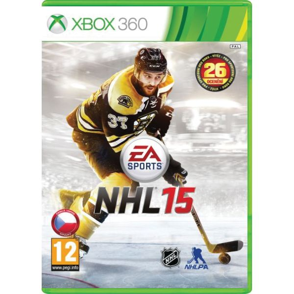 NHL 15 CZ