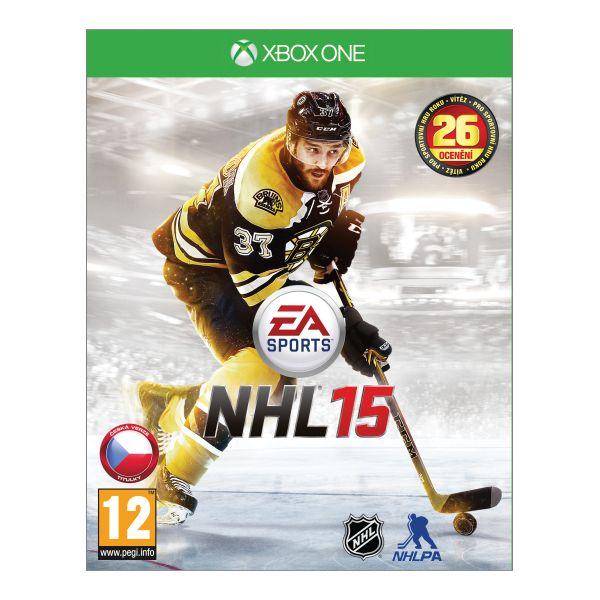 NHL 15 CZ XBOX ONE